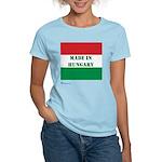 """Made in Hungary"" Women's Light T-Shirt"