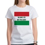"""Made in Hungary"" Women's T-Shirt"