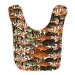 5 grouper pattern Bib