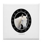 Horse Theme Design #41000 Tile Coaster