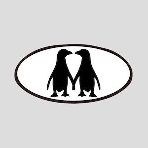 Penguin couple love Patches