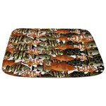 5 grouper pattern Bathmat