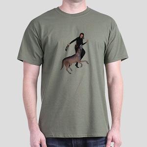 Run With Wolves Dark Dark T-Shirt
