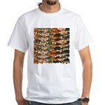 5 grouper pattern T-Shirt