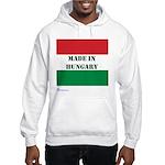 """Made in Hungary"" Hooded Sweatshirt"