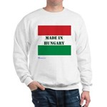 """""""Made in Hungary"""" Sweatshirt"""