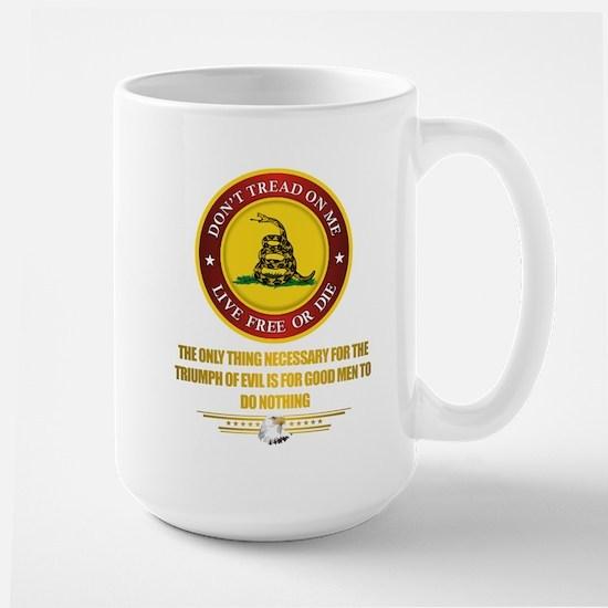 (DTOM) Triumph Over Evil Mugs