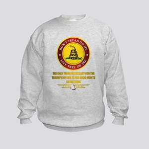 (DTOM) Triumph Over Evil Sweatshirt