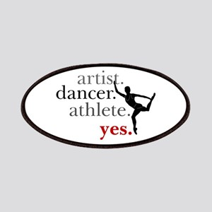 Artist. Dancer. Athlete. Yes. Patches