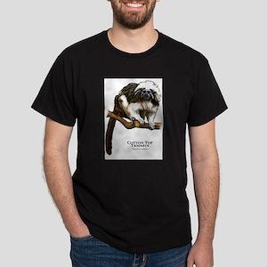 Cotton-Top Tamarin Dark T-Shirt