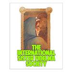 Fidelma Society Small Poster
