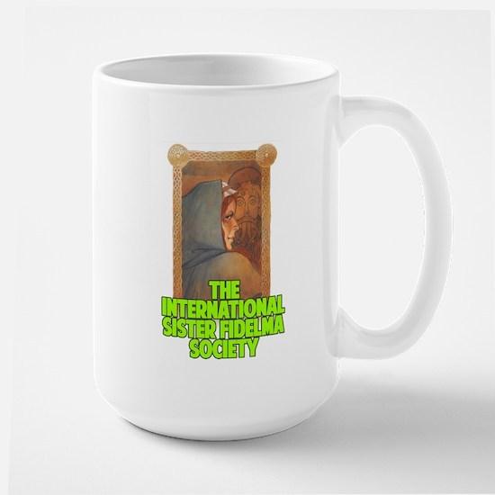 FIDELMA SOCIETY Mugs