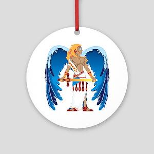 St. Michael Ornament (Round)