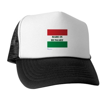 """Made in Hungary"" Trucker Hat"