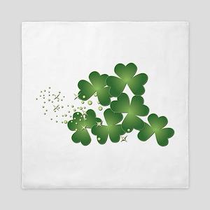 Saint Patrick's Day Queen Duvet