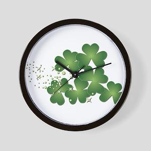 Saint Patrick's Day Wall Clock