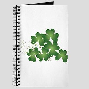 Saint Patrick's Day Journal