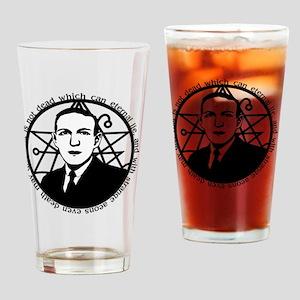 Lovecraft Drinking Glass