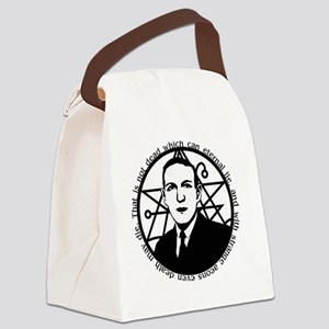 Lovecraft Canvas Lunch Bag