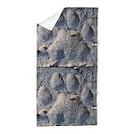 Puma Cougar Track Beach Towel
