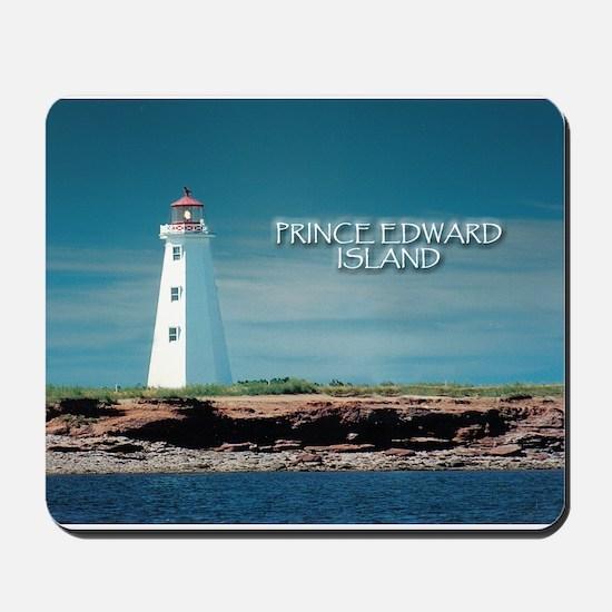 Prince Edward Island Mousepad