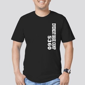 Everest Base Camp vertical T-Shirt