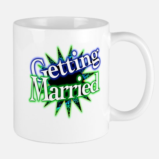 Getting Married Mugs
