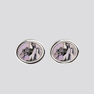 Just Another Pretty Face Cufflinks