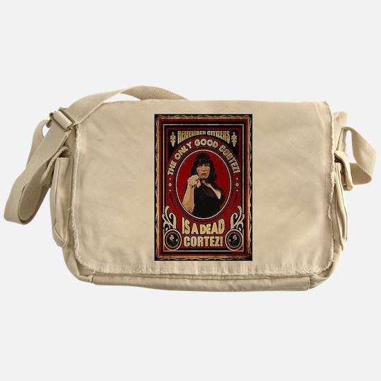 Dead Cortez 01 Messenger Bag