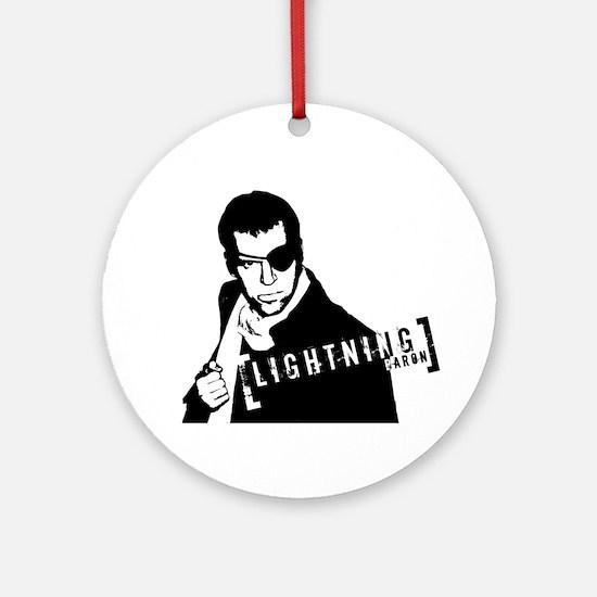 Lightning Baron Ornament (Round)