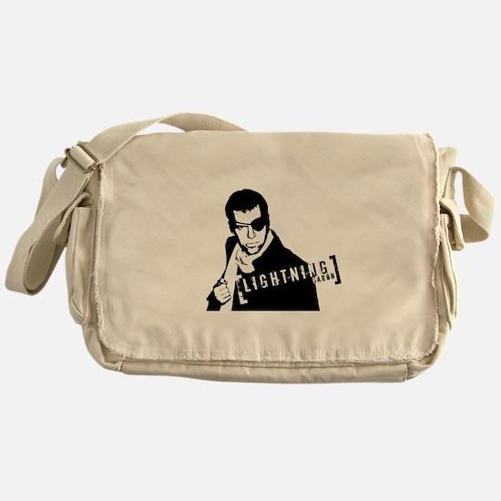 Lightning Baron Messenger Bag