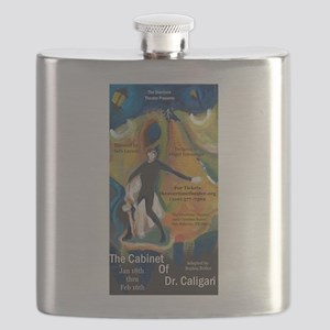 The Cabinet of Dr. Caligari Flask