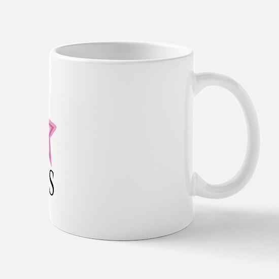 Grandma of Triplets (Girls, Boy) Stars Mug
