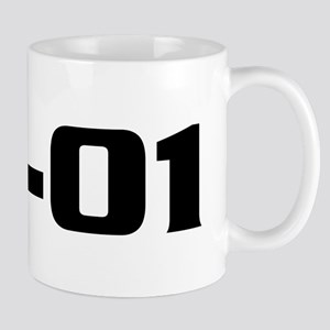 ENTERPRISE Ship Name 11 oz Ceramic Mug