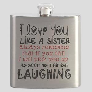 like a sis Flask