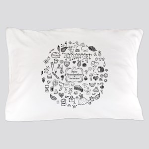 Fairy Grandmother Pillow Case