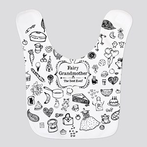 Fairy Grandmother Bib