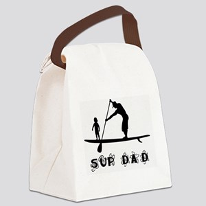 SUP Dad Canvas Lunch Bag