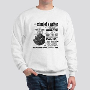 The Mind of a Writer Sweatshirt