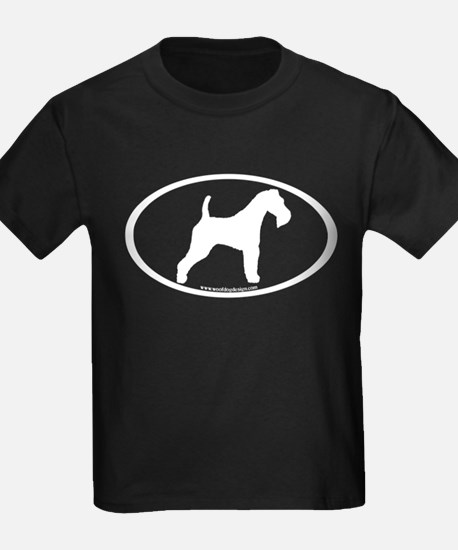 Wire Fox Terrier Oval T