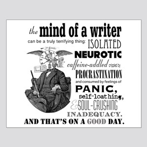 The Mind Of A Writer Small Poster