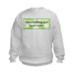 SurvivalBlog Sweatshirt