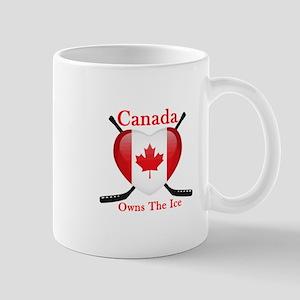 Canadian Hockey Mug