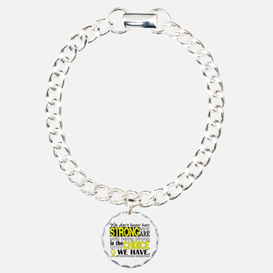 How Strong We Are Endome Bracelet