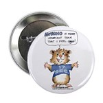"""Cartoon Abrahamster 2.25"""" Button (100 pack)"""