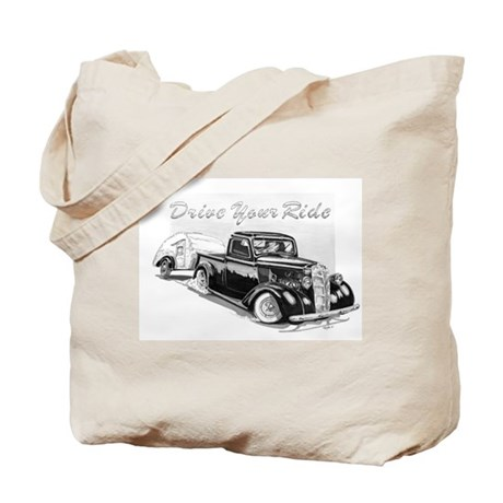 Drive Your Ride Tote Bag