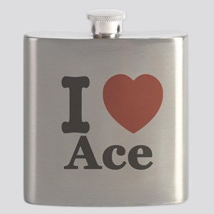 I love Ace Flask
