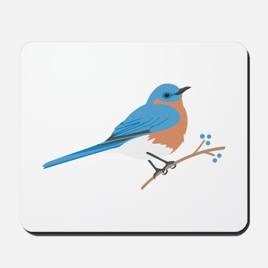 Eastern Bluebird Mousepad