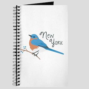 neW yoRK Bluebird Journal