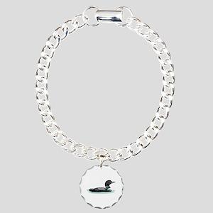 Great Northern Loon Bracelet